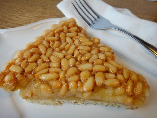 ... di Miele e Pignoli (Honey and Pine Nut Tart) – Cindy's Baked Alaska